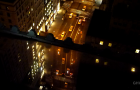 Manhattan Rooftop Bar View_reflection