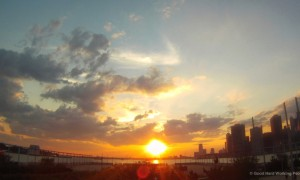 Sunset Time Lapse – In A Brooklyn Minute (Week 115)