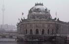 Snowfall_Berlin_Museum