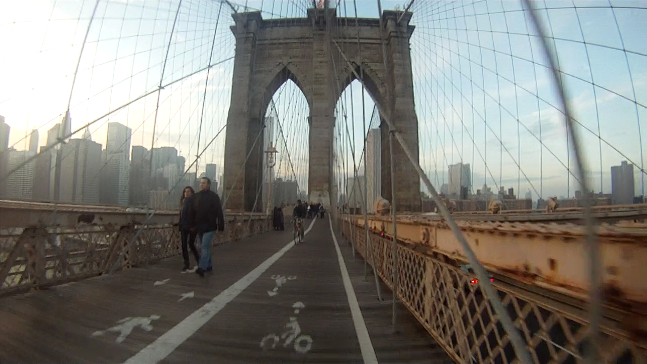 Brooklyn Bridge Ride