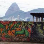 Rio de Janeiro Lion Street Art