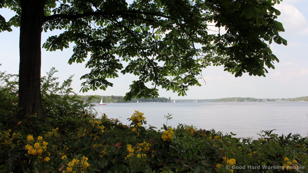 Wannsee &#8211; In A Berlin Minute (Week 158)