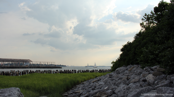 Brooklyn Bridge Park – In A Brooklyn Minute (Week 167)