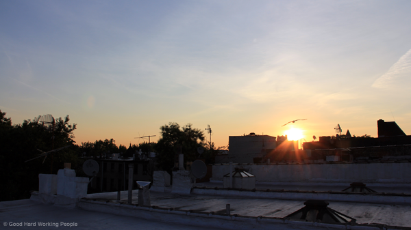 Brooklyn Sunrise (Time Lapse) – In A Brooklyn Minute (Week 172)
