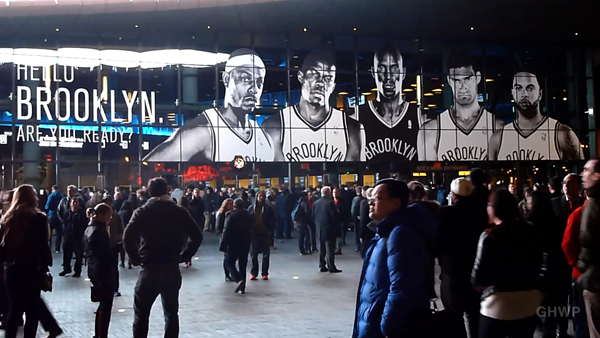 NBA Brooklyn Nets vs. Denver Nuggets at Barclays Center – In A Brooklyn Minute (Week 188)