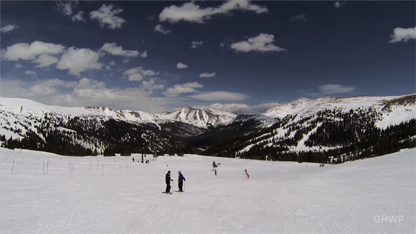 1st Time Skiing – Loveland Ski Area – In A Colorado Minute (Week 207)