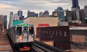 MIN 239_Chicago L Train_s