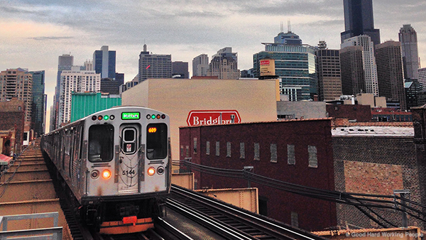 MIN 239_Chicago L Train_s