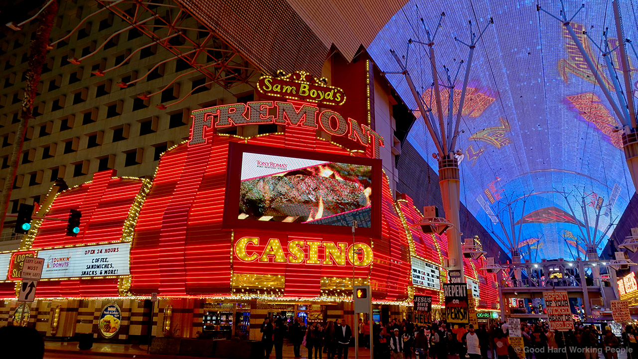 Downtown Las Vegas Hotels Cheap