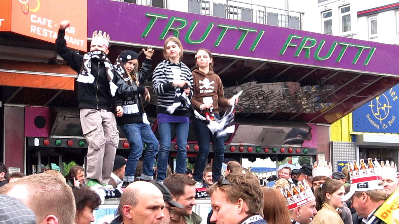 St Pauli Hamburg Fans