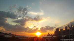 Brooklyn Sunset Time Lapse - In A Brooklyn Minute (Week 115)