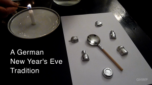 German NYE Tradition: Bleigiessen (Fortune Telling through Molybdomancy) - In A Berlin Minute (Week 139)