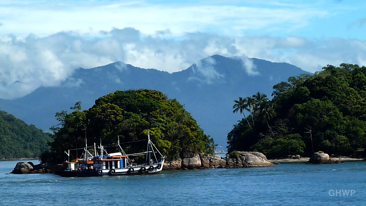 Brazil - Ilha Grande