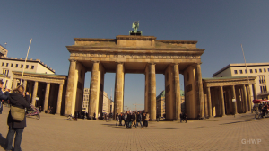 Brandenburg Gate Ride (Time-Lapse) - In A Berlin Minute (Week 150)