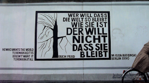 East Side Gallery (The Wall Art) - In A Berlin Minute (Week 95)