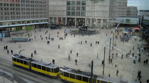 Alexanderplatz - In A Berlin Minute (Week 7)