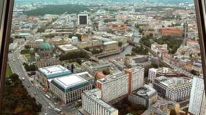 360º Panorama View Of Berlin From Above - In A Berlin Minute (Week 70)
