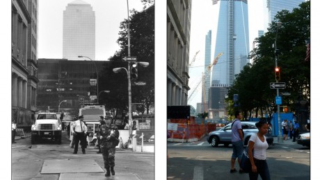 9/11 Ground Zero - WTC 2001/2011 - In A Brooklyn Minute (Week 72)