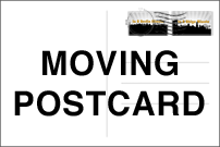 Moving Postcard