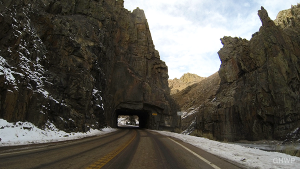 The Narrows, Poudre Canyon (Time Lapse) - In A Colorado Minute (Week 197)