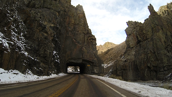 Poudre Canyon_tunnel
