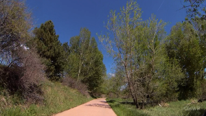 Spring Creek Trail (East), Fort Collins [Time Lapse] - In A Colorado Minute (Week 211)