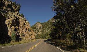 MIN 231 St Vrain Canyon_