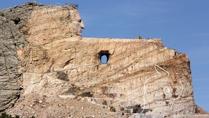 Crazy Horse Memorial (South Dakota) - In Another Minute (Week 247)
