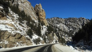 Big Thompson Canyon Winter Drive - In A Colorado Minute (Week 249)
