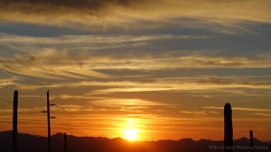 Desert Sunset (Arizona) - In Another Minute (285)