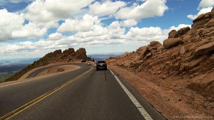 Driving Down Pikes Peak Highway - In A Colorado Minute (291)