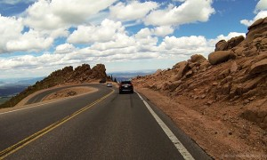 MIN 291 Pikes Peak Highway Drive-Down_s