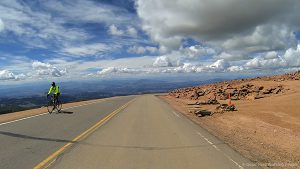 Pikes Peak Highway Time-Lapse (Down)