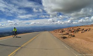 MoP_291 Pikes Peak Highway Time-Lapse Drive DOWN_s