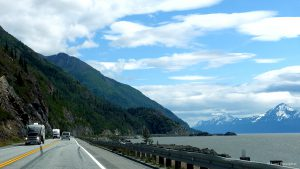 Alaska Route 1 - In Another Minute (350)