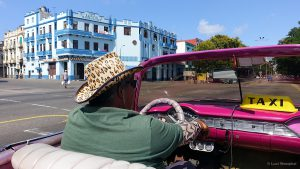 Havana Classic Car Taxi Ride (Cuba) - In Another Minute (360)