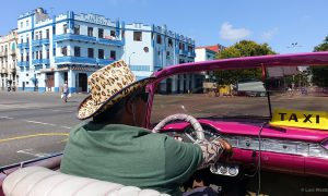 Havana Classic Car Taxi Ride (Cuba) – In Another Minute (360)