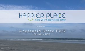 Anastasia State Park on Anastasia Island (Florida) – Happier Place