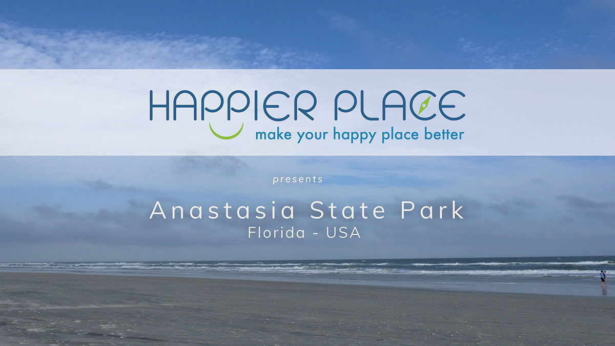 Anastasia State Park - Anastasia Island - Happier Place